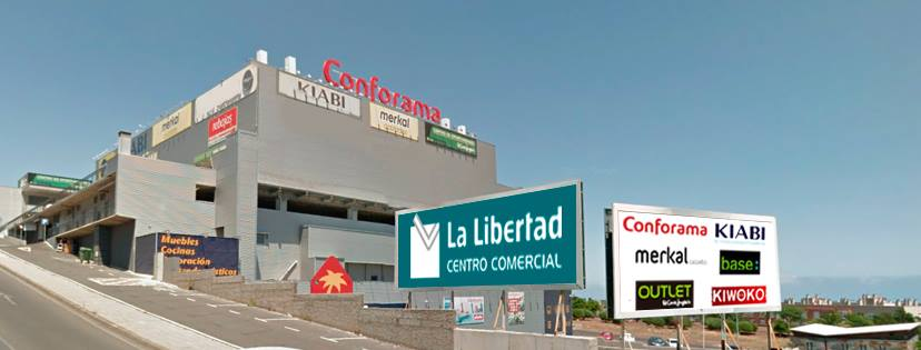 El Centro Comercial La Libertad te espera repleto de ¡¡REBAJAS!!