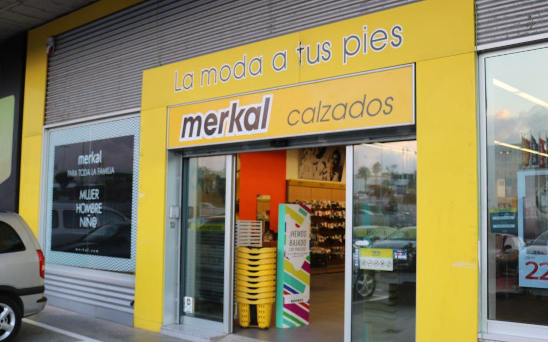 Merkal, la moda a tus pies