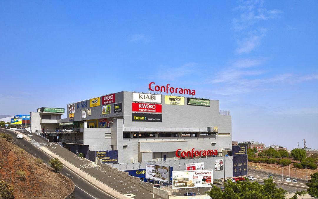 Tu outlet El Corte Inglés en el Centro Comercial La Libertad