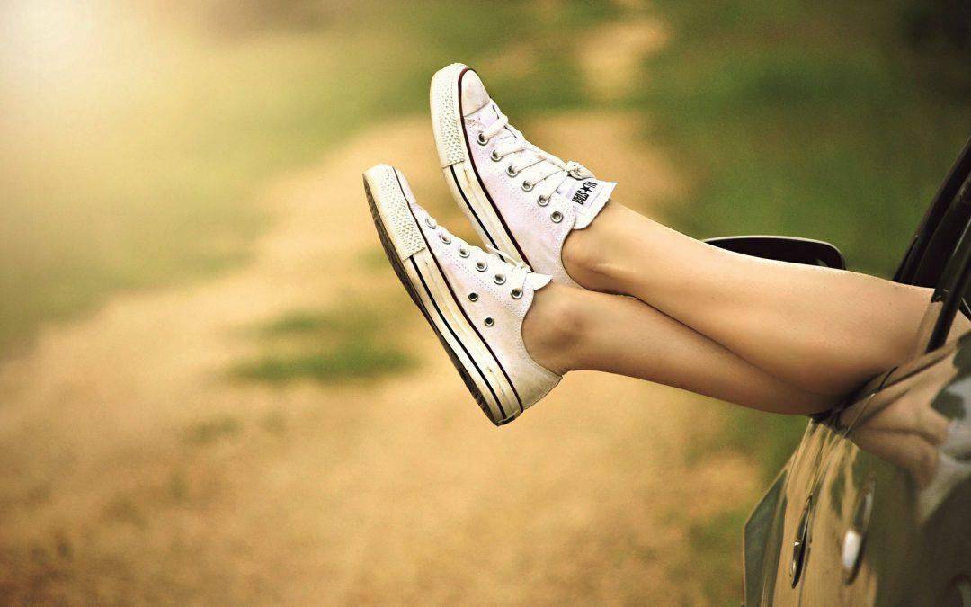 Calzado de verano para proteger tus pies del calor
