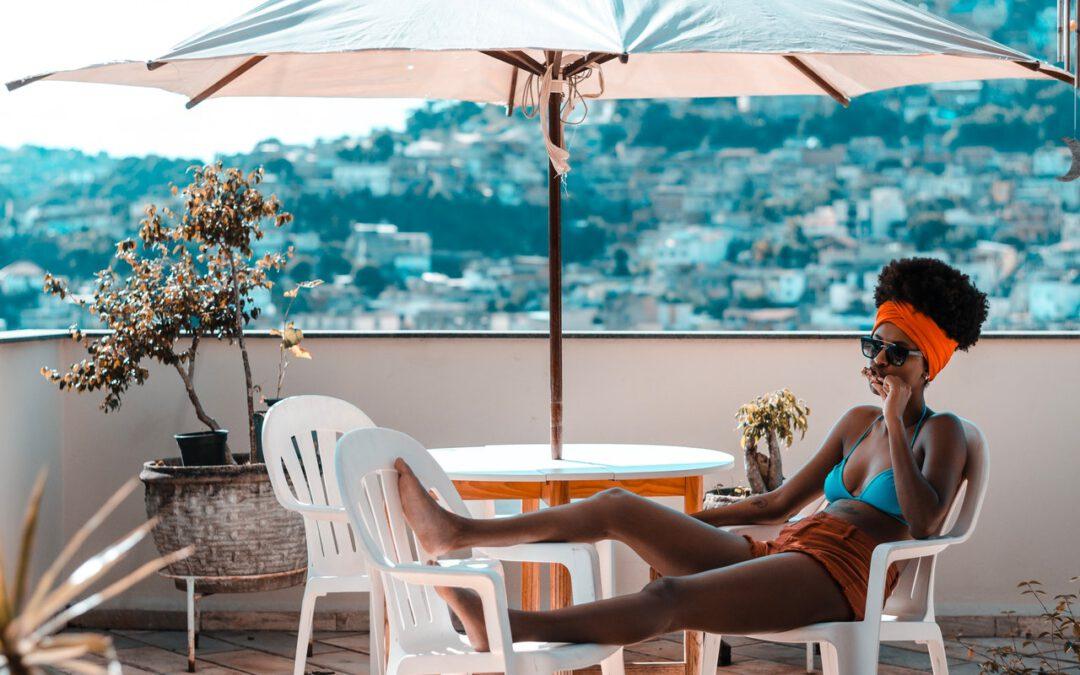 Cosas a tener en cuenta a la hora de decorar una terraza
