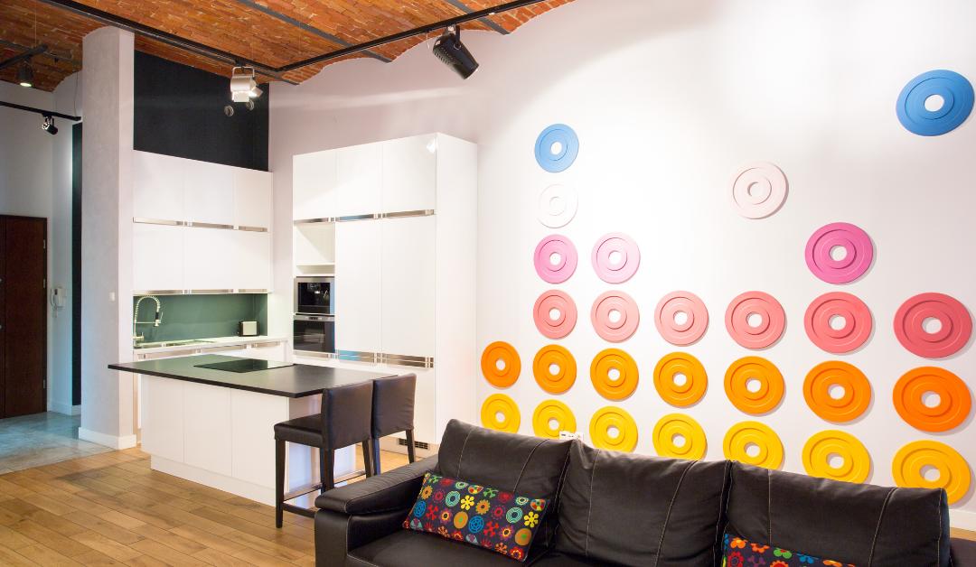 Como decorar un piso pequeño y convertido en el hogar de tus sueños